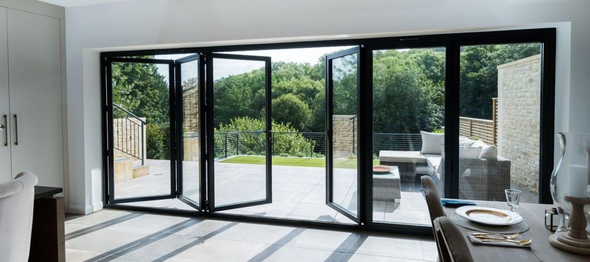 Aluminium Doors - Devon Windows, Doors, Aluminium, Conservatories ...