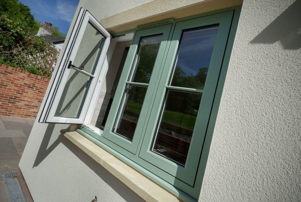 Flush Casement Windows Devon Windows Doors Aluminium