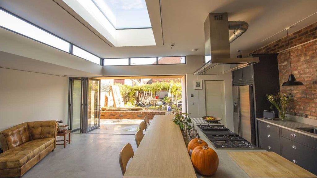 Flat Rooflight Devon Windows Doors Aluminium