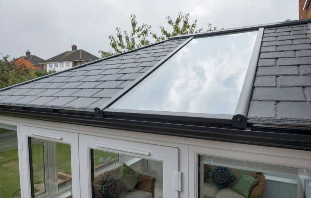 Solid Tiled Roof Devon Windows Doors Aluminium