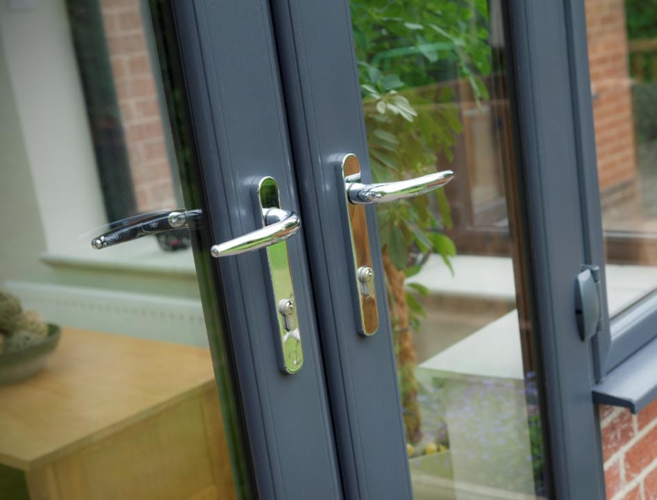 uPVC & Aluminium French Doors   MPS Devon