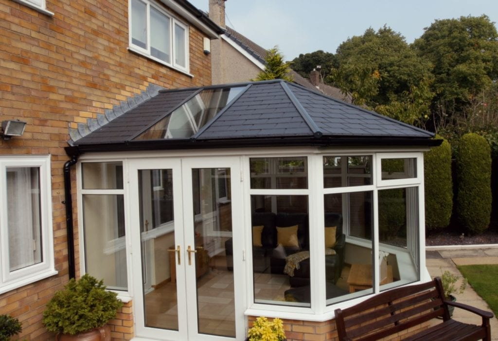 Solid Tiled Roofs | Glazing Room Specialists | MPS Devon