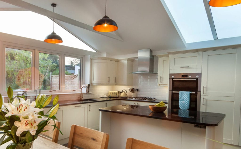 Kitchen-glazing