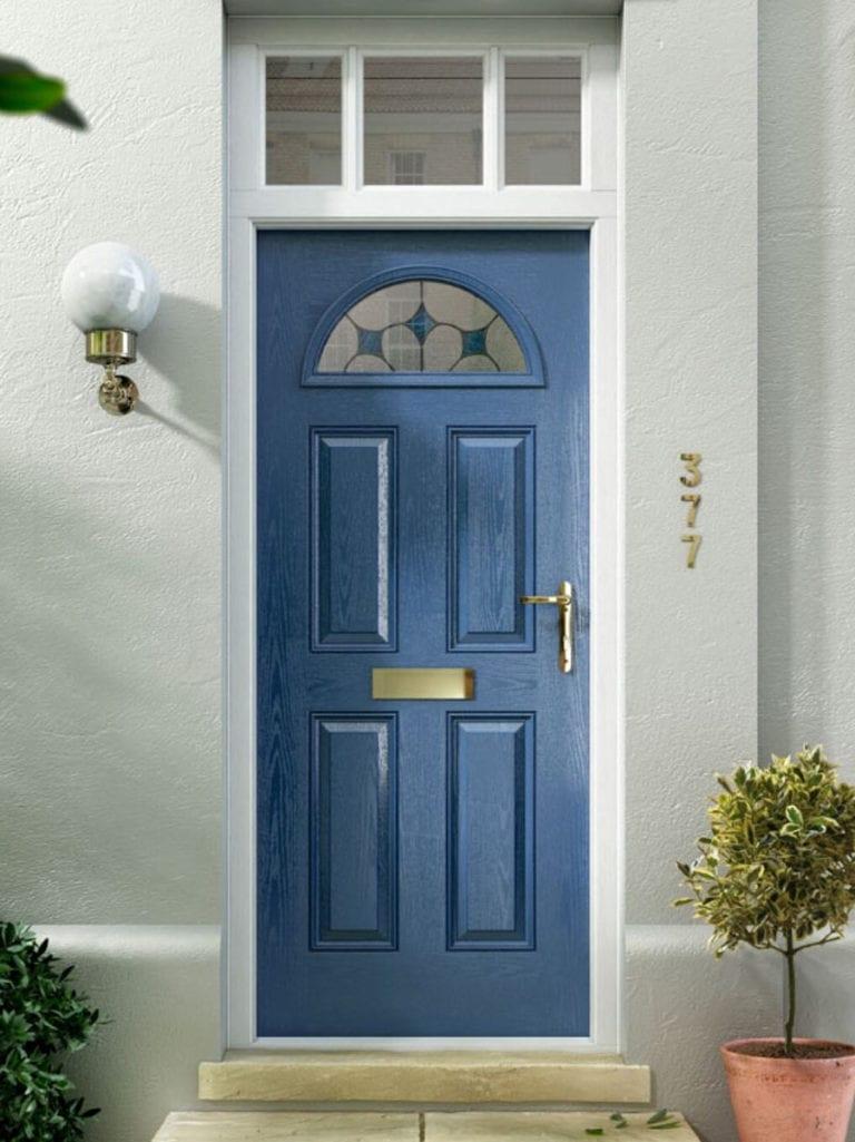 blue-composite-door